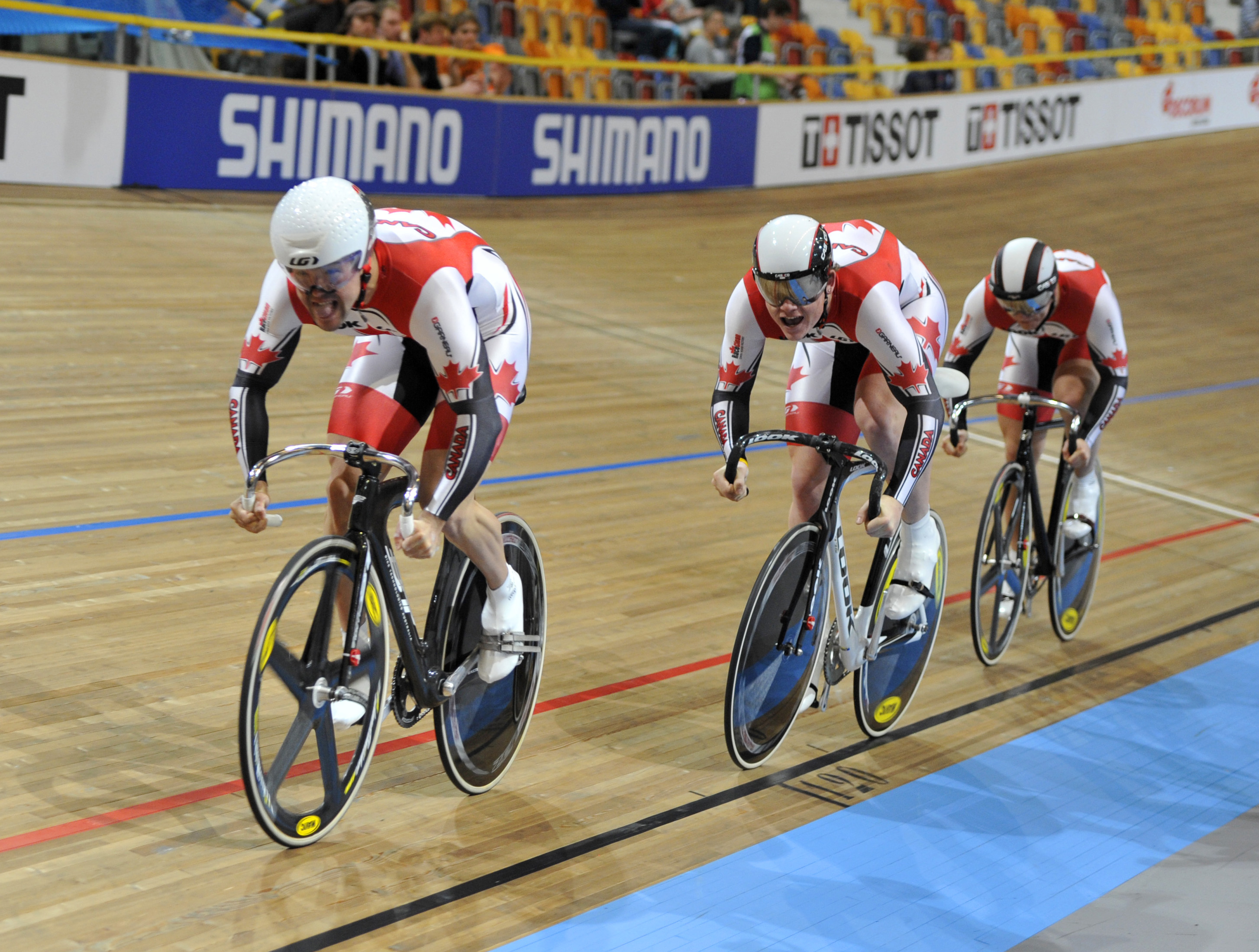 2011 Track World Championships