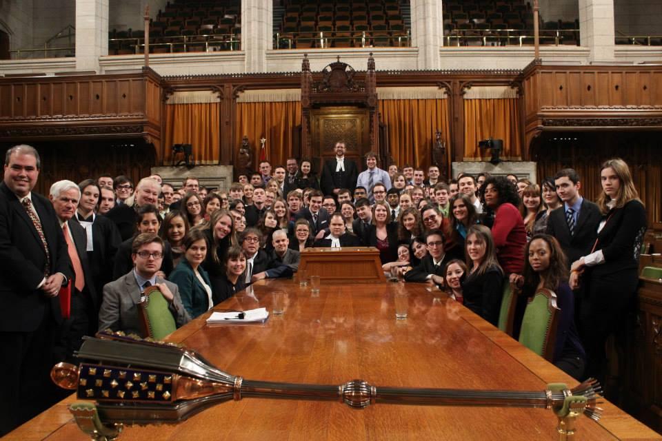 Model Parliament 2014