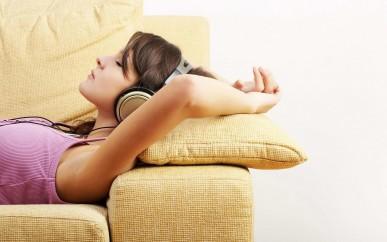 Sweet relaxation. Photo via shuttershock.
