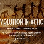 research week evolution