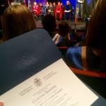Claudia Graduation 8