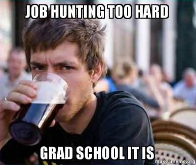 grad studies