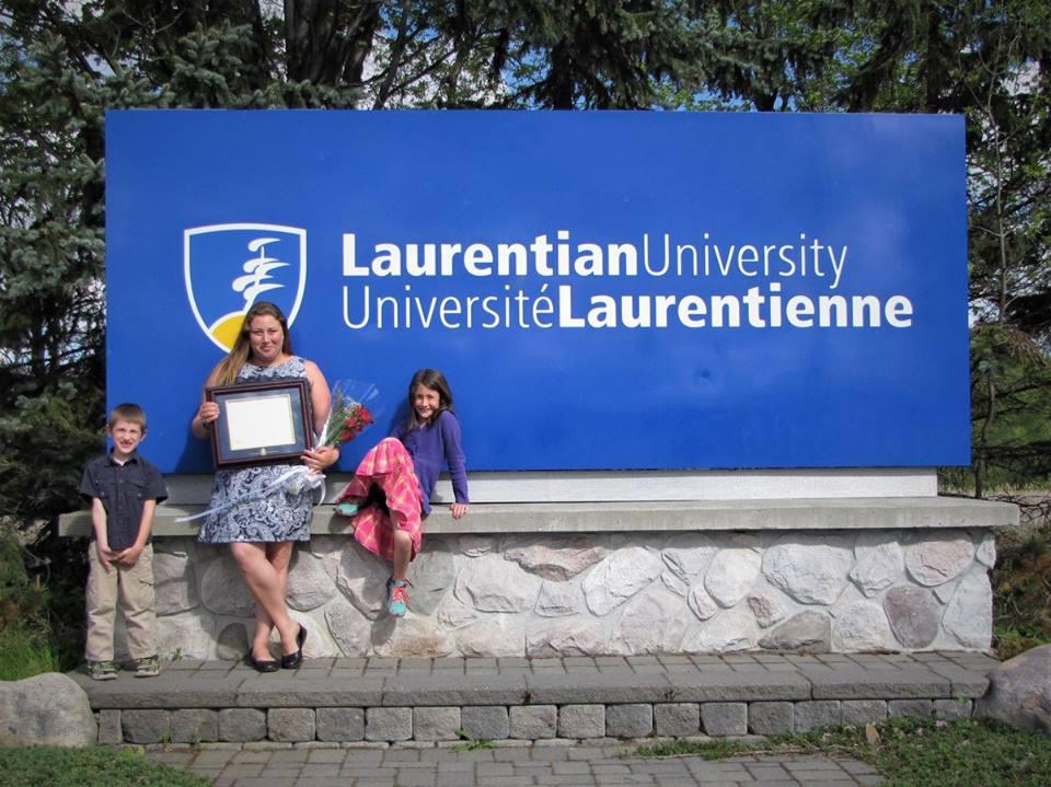 Laurentian University, biology
