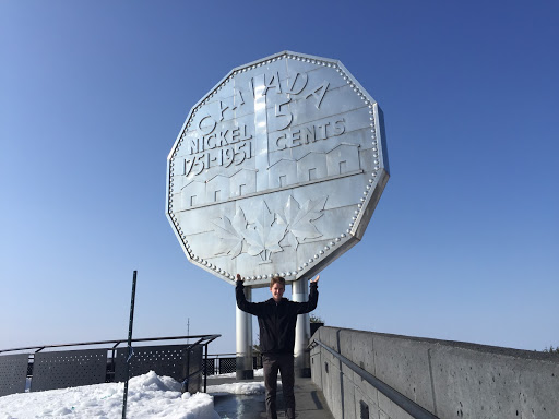 Sudbury's Big Nickel
